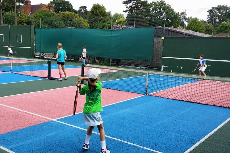 Home Woking Lawn Tennis And Croquet Club